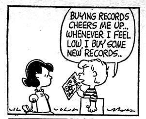buy records